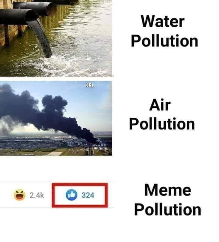 Avoid Meme pollution