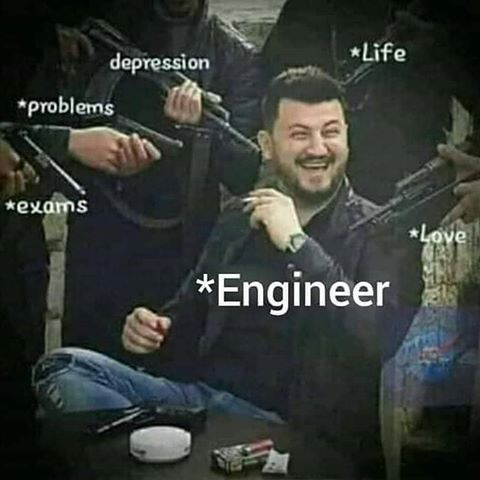 Engineer'll never stop