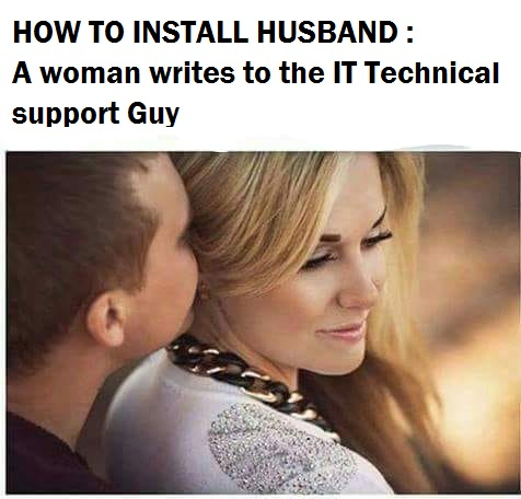 HOW TO INSTALL HUSBAND