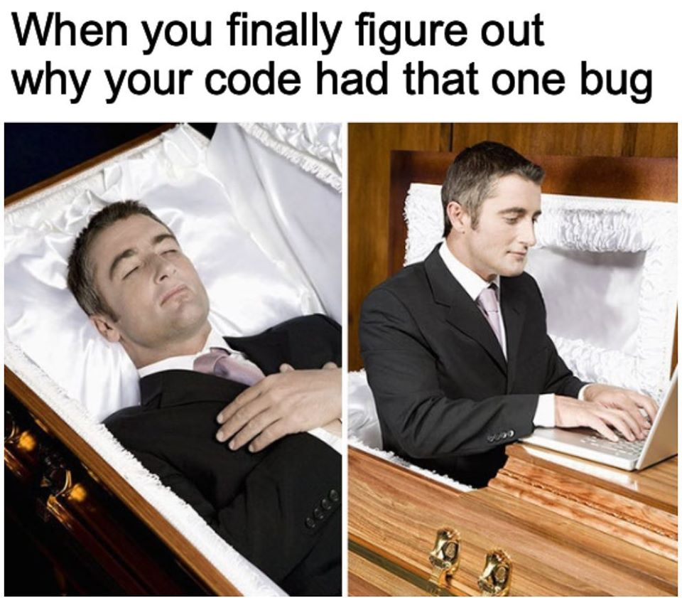 I'll go when my code passes all the test cases...