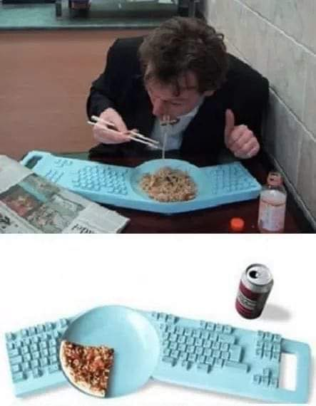 keyboard eating try