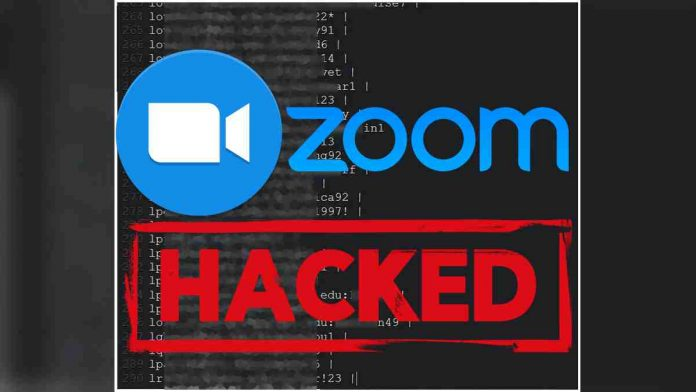 Over 500,000 Hacked Zoom Accounts Being Sold On The Dark Web
