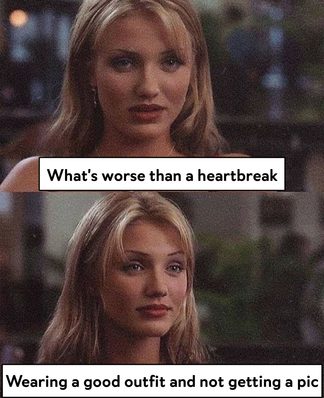 What's worse than a heartbreak?